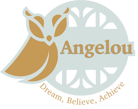 Angelou College logo